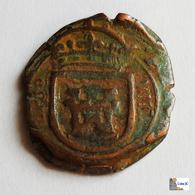 España - 8 Maravedíes - Felipe III - 1598/1621 - Ohne Zuordnung