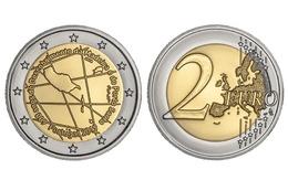 """PORTUGAL 2 Euros  2.019  2019  """"600 ANOS DO DESCOBRIMENTO DA MADEIRA E PORTO SANTO""""  Bimetálica  SC/UNC   T-DL-12.283 - Portugal"""