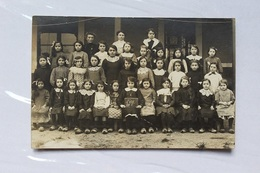 Lège Bourg école Communale Les Filles En 1912 635CP02 - Frankrijk