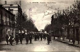 BIZERTE - Bijouville - Rue De Mateur Trés Animée - Tunisie