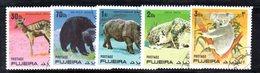 APR1532 - FUJEIRA, La Serie Usata A Tema ANIMALI   (2380A) . - Fujeira