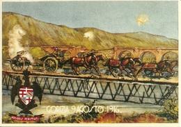 La Presa Di Gorizia 9 Agosto 1916, Riproduzione B32, Reproduction - Guerra 1914-18