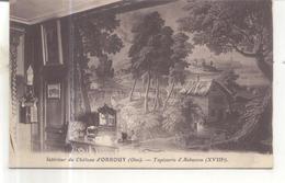 Interieur Du Chateau D'Orrouy, Tapisserie D'Aubusson - Other Municipalities