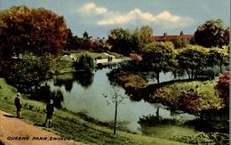 CPA Queen's Park, Swindon - Angleterre