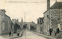 49   SAINT BARTHELEMY  LA GRANDE RUE - France
