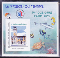 "#           ¤¤   Yvert FFAP N° 14 - ""91° Congrès PARIS 2018"" - Neuf**  Luxe ¤¤ - FFAP"