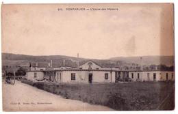 5133 - Pontarlier - L'Usine Des Moteurs - N°629 - Cl. Ch. Simon édit. - Pontarlier