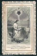SACRO CUORE DI GESU' - Mm. 72 X 115 - E - PR - Ed. Bonamy, Poitiers - Nr. 3 - Religione & Esoterismo