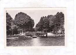 CPSM.  14 X 9  -  1257  -  ANNECY  -  Le Pont Des Amours. - Annecy