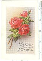 """TO GREET YOU WITH BEST WISHES"",1946 - Aldershot  (Rushmoor) - ITALIA - Inghilterra"