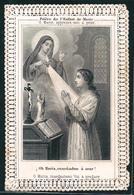 O MARIA, INSEGNATEMI VOI A PREGARE - Mm. 73 X 108 - E - PR - Ed. LaMarche, Parigi - Nr. 125 - Religione & Esoterismo