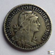 Portugal - 1 Escudo - 1951 - Portugal