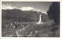 Zirl Oberinntal Tirol Mit Kriegerdenkmal  Ungelaufen - Zirl