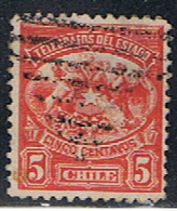 (XIL 215) CHILE // YVERT 16 // 1902 - Chile