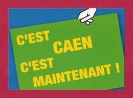 Cart à Pub.   C'est Caen, C'est Maintenant !  Cart à Pub S'étend En Normandie En S'implantant à Caen. - Publicité