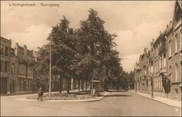 Postkaart Den Bosch ('s-Hertogenbosch) Königsweg 1928 - Pays-Bas