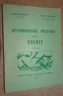 Détermination Pratique Des Roches - 1957 - Cailleux,chavan - Natualeza