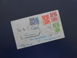 GB - Basutoland - Brief Nach Neuhausen - 23.AUG.38 - Basutoland (1933-1966)