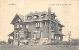 Montigny-le-Tilleul NA18: Bomerée. Château Du Bois D'Airemont 1910 - Montigny-le-Tilleul