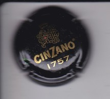 PLACA DE CAVA CINZANO 1757 (CAPSULE) ITALIA - Sparkling Wine