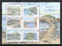 Guernsey / Guernesey 2018 Block/souvenir Sheet EUROPA ** - 2018