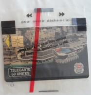 Télécarte Monaco Neuve Sous Blister Le Palais Des Congrès 50 Unités 11/90 S03 - Monaco
