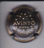 PLACA DE CAVA AVINYO  (CAPSULE) - Sparkling Wine