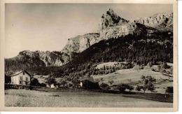 74 PASSY N°27577 Massif De L'Aiguille De Warens Alt 2468m - Passy