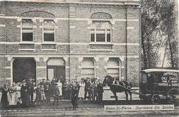 Haine-St-Pierre NA14: Imprimerie Em. Saintes 1907 - La Louvière