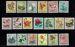 Ruanda Urundi 1953 OBP/COB 177/195** MNH - Ruanda-Urundi