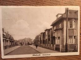 CPA, Pays-Bas, SLIEDRECHT, Oosterstraat, Animée, écrite En1930, Timbre - Sliedrecht