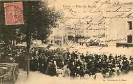 #230619C - 53 LAVAL Place Du Marché - évènement Foire Animation - Laval