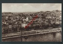 Liège. Panorama. Photo  Brillante Cecami.  Petit Tram.   2 Scans. - Seraing