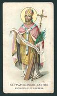 S. APOLLINARE M. Arcivescovo Di Ravenna  - E - PR - Mm. 70 X 125 - CROMOLITOGRAFIA - Religion & Esotérisme