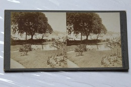 Châtellerault 86100 Square Gambetta Par Couvrat Vers 1905 443CP02 - Fotos Estereoscópicas