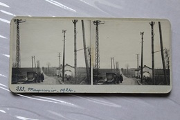 Mauprévoir 86 La Route En 1924 439CP01 - Fotos Estereoscópicas