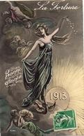 Année Date Millesime - 1912 1913 - La Fortune - Anno Nuovo