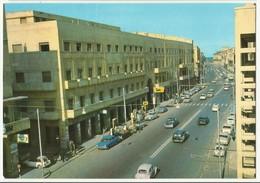 Libya - Tripoli Omar El Muktar ,old Car VW - Libye