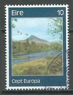 Irlande YT N°363 Europa 1977 Paysages Oblitéré ° - Europa-CEPT