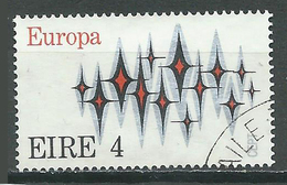 Irlande YT N°278 Europa 1972 Oblitéré ° - Europa-CEPT