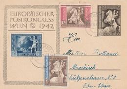 Europäicher Postkongress Wien 1942 - Deutschland