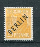 Berlino (1948) - Mi. 10 ** MNH - Unused Stamps