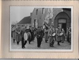 WESTMALLE-MALLE: Album Met 14 Foto Van18cm Op12,60cm Op Dik Papier-Cafe Den Anker-kerk-gemeentehuis-harmonie-stoet- - Malle