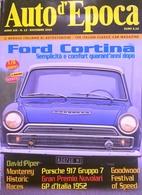 CA170 Autozeitschrift Auto D'Epoca, Nr. 12/2002, Porsche 917, Italienisch, Neuwertig - Motoren