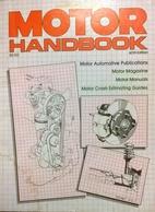 CA171 Autozeitschrift Motor Handbook, 60th Edition, 1982, Englisch - Verkehr