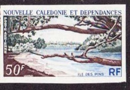 NEW CALEDONIA (1964) Isle Of Pines. Imperforate. Scott No C35, Yvert No PA75. - Non Dentelés, épreuves & Variétés