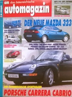 CA173 Autozeitschrift Am Automagazin, Nr. 5/1994, Porsche Carrera Cabrio, Neuwertig - Automóviles & Transporte