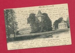 C.P. Enghien = La  Chapelle  Dans  Le Parc - Enghien - Edingen