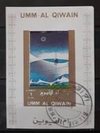 Umm Al Qiwain. Juegos Olimpicos 1972. USADO - USED. - Umm Al-Qiwain