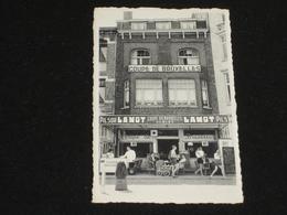 HEIST AAN ZEE - Café Restaurant LAMOT PILS Niet Verstuurd - Heist